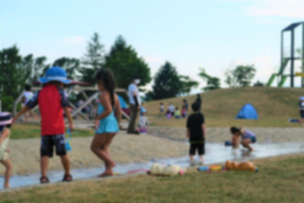 水がきれい♪ 札幌市北区手稲区からも近い!水遊びが出来る石狩市「紅葉山南公園」を紹介☆