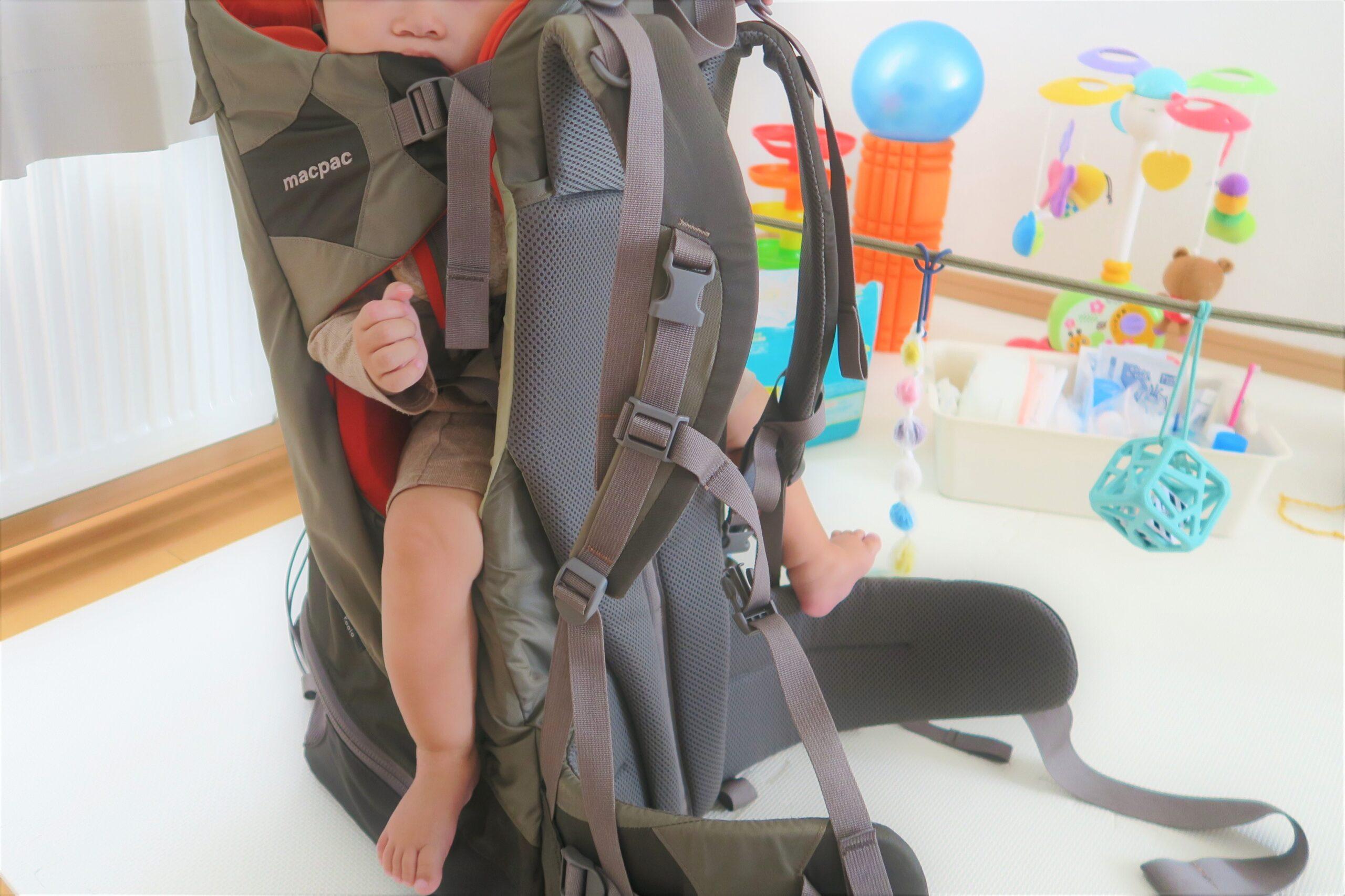 おすすめ登山用ベビーキャリアとベビーキャリアを安く買う方法