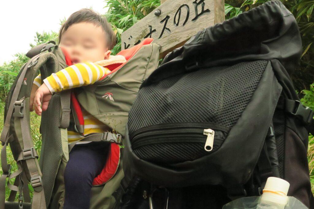 【 決定版 】まだ歩けない乳幼児を連れての子連れ登山、持ち物完全リスト!